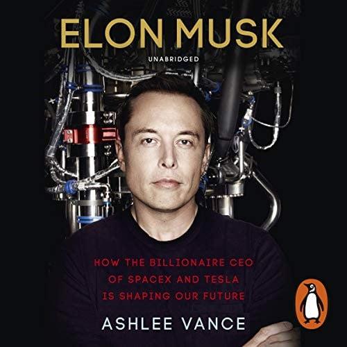 BEST AUDIBLE BOOK ELON MUSK