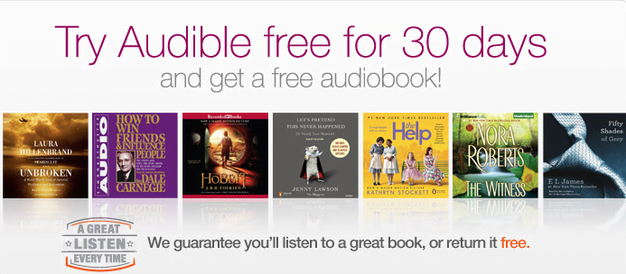 best audible books reads for free