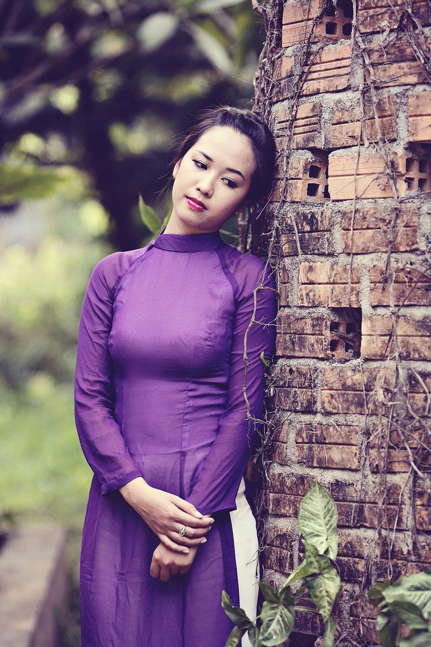 vietnam, girl, female